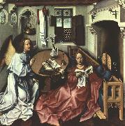 Robert Campin The Annunciation oil painting picture wholesale