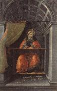 Sandro Botticelli St.Augustine in His Study oil painting picture wholesale