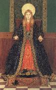 Thomas Cooper Gotch The Child Enthroned oil painting picture wholesale