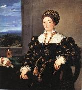 Titian Portrait of Eleonora Gonzaga della Rovere oil painting picture wholesale