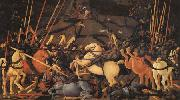 UCCELLO, Paolo Teh Battle of San Romano oil painting picture wholesale