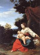 VOUET, Simon Madonna of the Basket oil painting picture wholesale