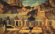 Vittore Carpaccio Warriors and Orientals oil painting picture wholesale