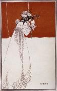 Aubrey Beardsley Isolde oil painting picture wholesale