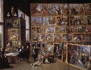 David Teniers Archduke Leopold Wihelm's Galleries at Brussels oil painting picture wholesale