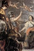 Diego Velazquez Details of The Tapestry-Weavers oil painting picture wholesale