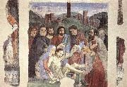 Domenicho Ghirlandaio Lamentation over the Dead Christ oil painting picture wholesale