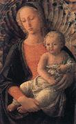 Fra Filippo Lippi Madonna and Child oil painting picture wholesale
