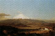Frederic E.Church Cotopaxi oil painting picture wholesale