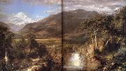Frederick Edwin Church Le caur des Andes oil painting picture wholesale