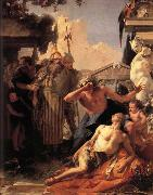 Giambattista Tiepolo The Death of Hyacinthus oil painting picture wholesale