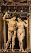 Jan Gossaert Mabuse Neptune and Amphitrite oil painting reproduction