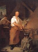 John Neagle Pat Lyon at the Forge oil painting artist
