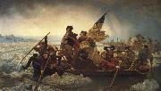 Leutze, Emmanuel Gottlieb Washington Crossing the Delaware oil painting artist