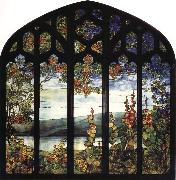 Louis Comfort Tiffany Leaded Glass Window oil painting picture wholesale