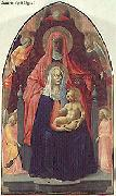 MASACCIO Madonna and Child with St. Anne oil painting picture wholesale