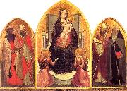 MASACCIO San Giovenale Triptych oil painting picture wholesale