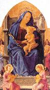 MASACCIO Madonna with Child and Angels oil painting picture wholesale