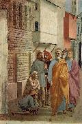 MASACCIO St Peter Healing the Sick with his Shadow oil painting picture wholesale
