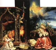 Matthias  Grunewald Isenheim Altar Allegory of the Nativity oil painting picture wholesale