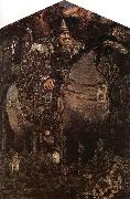 Mikhail Vrubel The Bogatyr oil painting picture wholesale