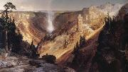 Moran, Thomas The Grand Canyon of the Yellowstone oil painting picture wholesale