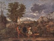 Nicolas Poussin Autumn oil painting picture wholesale