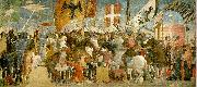 Piero della Francesca Battle between Heraclius and Chosroes oil painting picture wholesale
