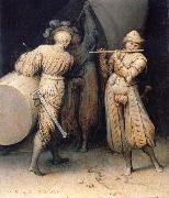 Pieter Bruegel The three soldiers oil painting picture wholesale