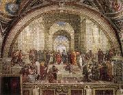 Raphael School of Athens oil painting picture wholesale