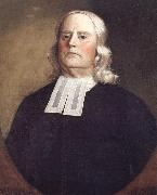 Robert Feke The Reverend Thomas Hiscox oil painting artist