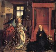Roger Van Der Weyden The Annunciation oil painting picture wholesale
