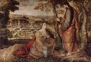 SUSTRIS, Lambert Noli me tangere oil painting reproduction