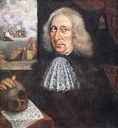 Smith Thomas Self-Portrait oil