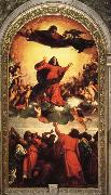 Titian Assumption of the Virgin oil painting picture wholesale