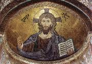 unknow artist Christ Pantocrator oil painting picture wholesale
