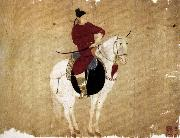 unknow artist Youn Nobleman on Horseback oil painting picture wholesale