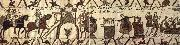 unknow artist The Bayeux Tapestry oil painting picture wholesale
