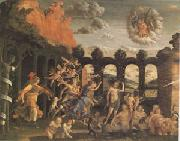 Andrea Mantegna Minerva Chases the Vices from the Garden f Virtue (mk05) oil painting picture wholesale