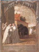 CARDUCHO, Vicente ST Bernard of Clairvaux (mk05) oil painting picture wholesale
