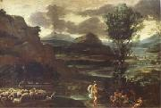 Domenichino Herminia with the Sheperds (mk05) oil painting picture wholesale