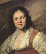 Frans Hals Gypsy Girl (mk05) oil painting picture wholesale
