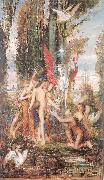 Gustave Moreau Hesiod and the Muses oil painting picture wholesale