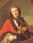 Jean Marc Nattier The Countess Tessin oil painting picture wholesale