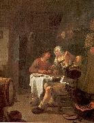 MIERIS, Frans van, the Elder The Peasant Inn oil painting artist