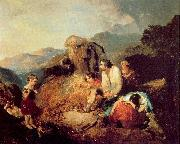 MacDonald, Daniel The Discovery of the Potato Blight oil painting artist
