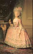 Maella, Mariano Salvador Carlota Joquina, Infanta of Spain and Queen of Portugal oil painting artist