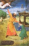 Marmion, Simon The Sacrifice of Isaac oil painting artist