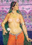 Melchers, Gari Julius Hindu Dancer oil painting picture wholesale
