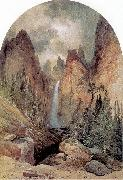 Moran, Thomas Tower Falls oil painting picture wholesale
